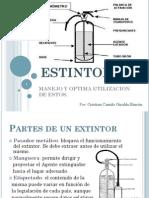 EXTINTORES_por Cristian Camilo Giraldo Rincón (Tecnologo SISOMA SENA).
