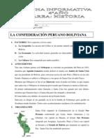 Confederacion Peru Boliviana
