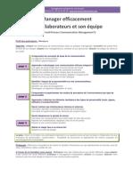 Management Op Rationnel Des Quipes