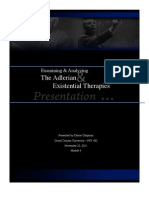 Adlerian & Existential Presentation
