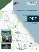 King Farm Avoidance Summary Report 2011-06-22