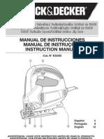 Caladora Ks505 Manual