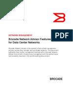 Brocade Network Advisor Data Center Features Brief[1]