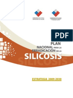 Plan Nacional de Erradicacion de La Silicosis