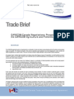 OTN - CARICOM-Canada Agriculture & Fisheries Brief