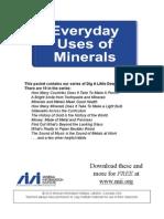 Todo dia usamos minerais