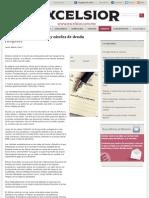 20-11-11 De las finanzas públicas y niveles de deuda