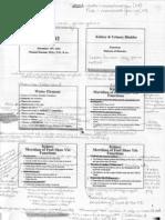 KI & UB Pathologies
