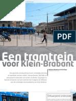Een Tramtrein Voor Klein-Brabant - Blondia en de Deyn