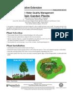 Vermont; Rain Garden Plants - Virginia Cooperative Extension