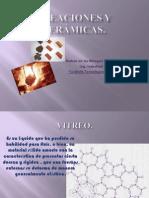 Aleaciones y cerámicas