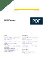 Ethics & Robotics