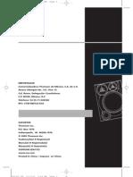 RS2652 Manual