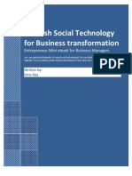 Unleash Social Technology for Business Transformation