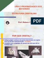 3. Estrutura Cristalina Grad