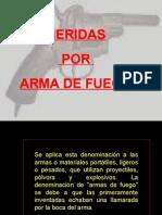 Arma de Fuego-Arma to