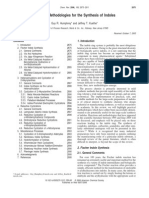 Practical Methodologies for the Synthesis of Indoles