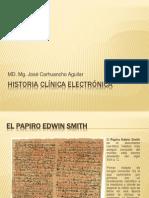 HISTORIA CLÍNICA ELECTRÓNICA  USMP