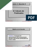 Modulo 3, Seccion 3