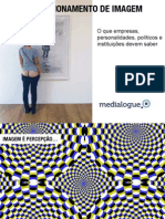 REPOSICIONAMENTO DE IMAGEM, por Medialogue