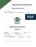 Propositos de Los PortaFolios