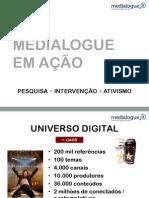 SUA IMAGEM DIGITAL, por Medialogue