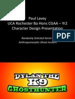 Character Design Final Presentation