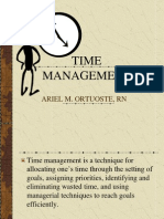 1 Time Management