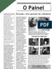 NCEIJ - O Painel - Nº 13 - 23/11/2011