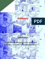El Porque Del Desarrollo de Babilonia