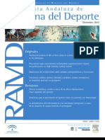 Revista Medicina Do Esporte 2010