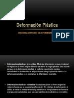 Deformación Plástica