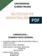 2) Dr. Sandoval - Examen físico