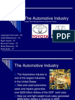 13754548 Supply Chain Management of Honda Toyota