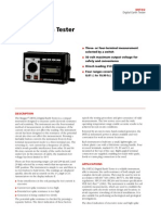 Manual de Telurometro Megger