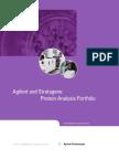 Agilent and Strata Gene Protein Analysis Portfolio