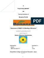 Awareness of DMAT & E-Broking of Bonanza