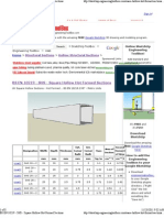 BS en 10219 - SHS - Square Hollow Hot Formed Sections