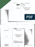Descombes, Vincent - Lo mismo y lo otro - Cuarenta y cinco años de filosofía francesa (1933-1978)