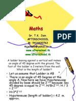 10 June Maths II