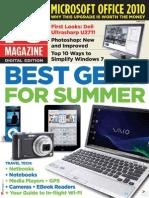 PC Magazine (Best Gear for Summer)