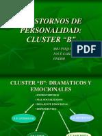 CLUSTER B
