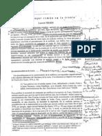 Perrin, Laurent - Opinión y Lugar Común en La Ironía