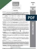 Provão do Mec - 2002 - Economia