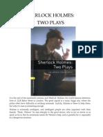 Sherlock Holmes Two Plays(Original y Traduccion