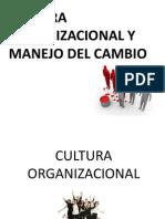 Taller Cultura Organizacional y Manejo Del Cambio 2