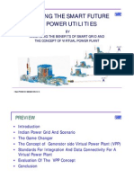 Edifying the Smart Future of Power Utilities by Analysing the Benefits of Smart Grid