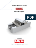SolidCAM Tutorial Frezen