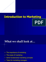 1 Marketing Fundamentals