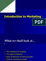 1 Marketing Fundamentals